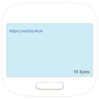 비볼디 - SMS발송 바른 예